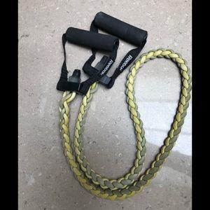 Reebok braided workout band - like new!